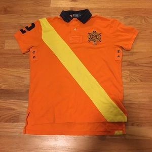 VINTAGE POLO RALPH LAUREN RUGBY POLO